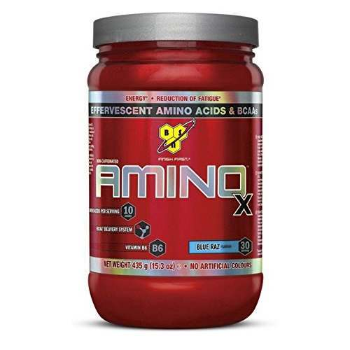 BSN Amino X - Blue Raz