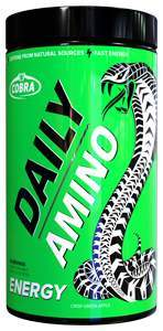 Cobra Labs Daily Amino - Crisp Green Apple