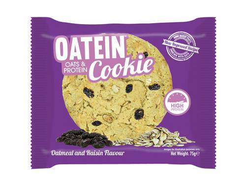 Oatein Cookie - Oatmeal Raisin