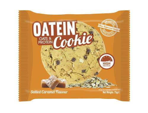 Oatein Cookie - Salted Caramel