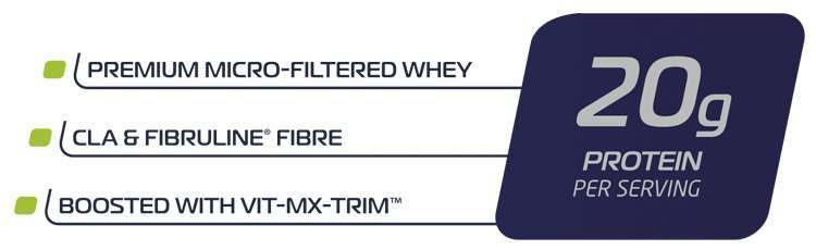 Sci MX Whey Plus Rippedcore 20g Protein Per Serving