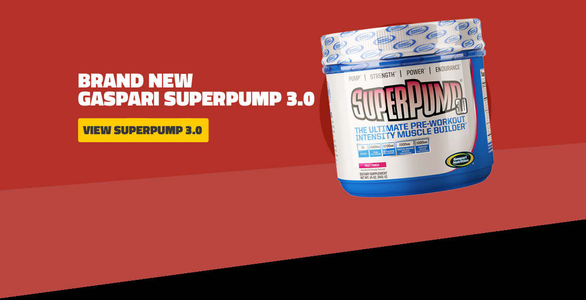 Gaspari Superpump 3