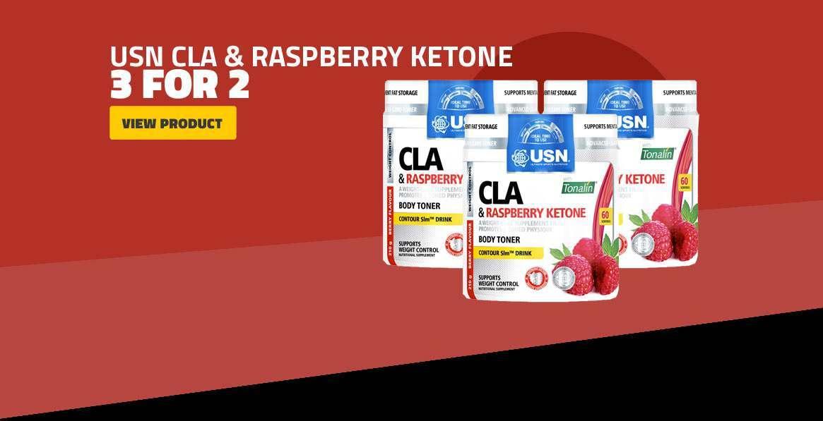 USN CLA and Raspberry Ketones