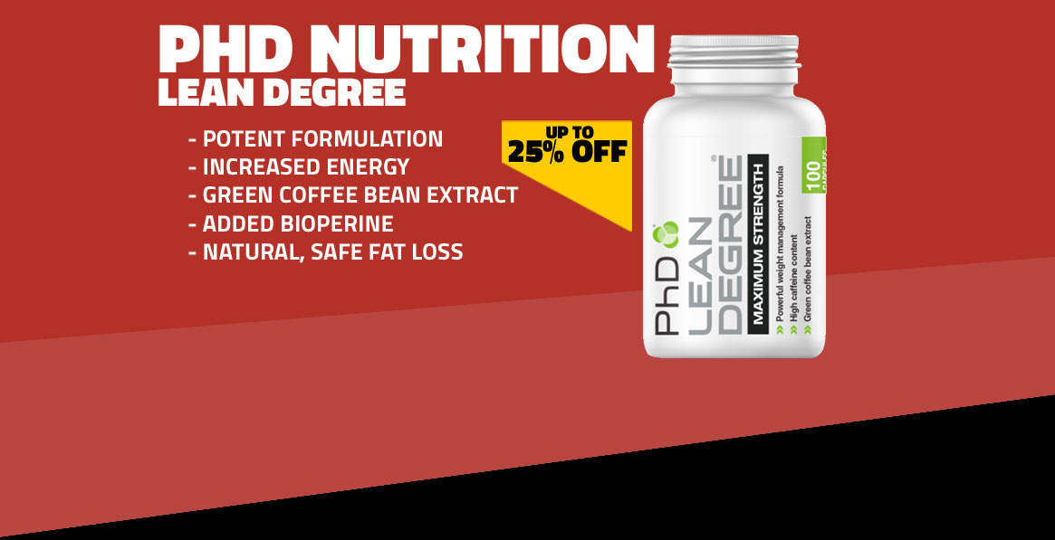 PhD Nutrition Lean Degree