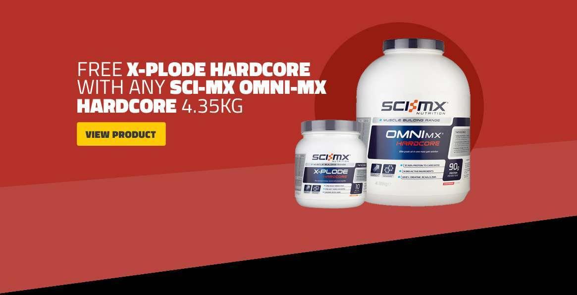 Free Xplode With Omni Hardcore