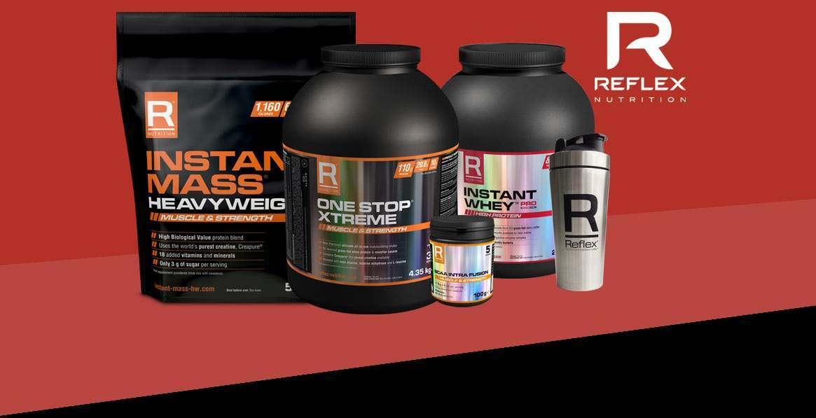 Reflex Nutrition