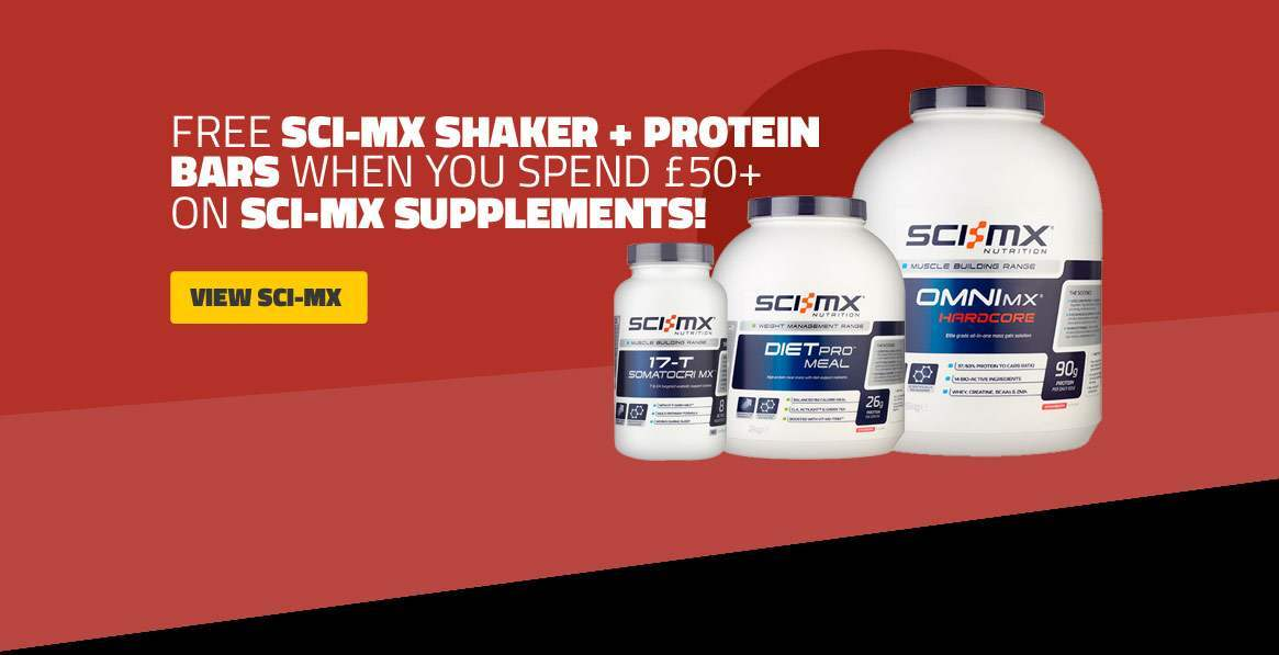 Free Sci-MX Goodies