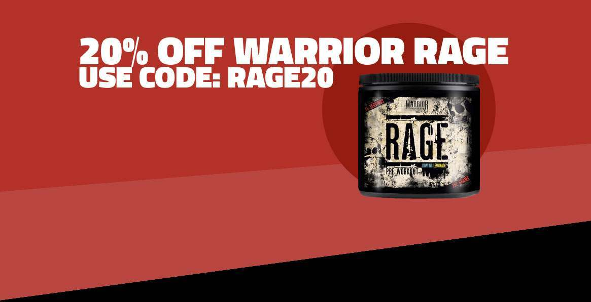 Warrior Rage