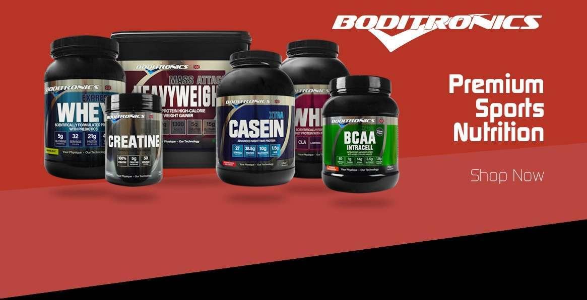 Boditronics Supplements