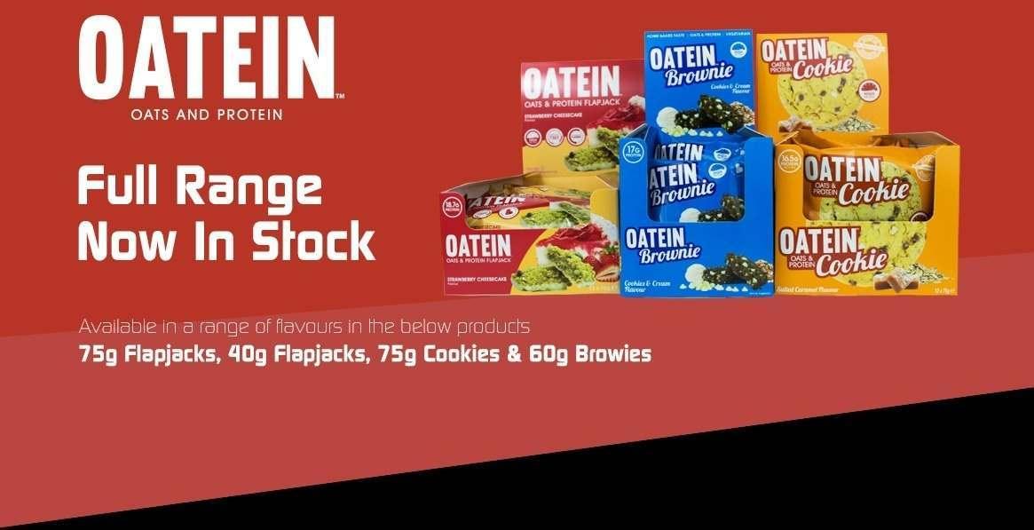 Oatein - Oats & Protein