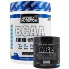 Applied Nutrition ABE Pre Workout / BCAA Amino Hydrate Stack