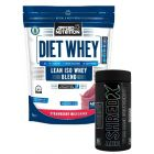 Applied Nutrition Diet Whey + Shred X Stack