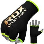 RDX Inner Hand Gloves  - Black/Gold