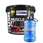 USN Muscle Fuel Anabolic (4kg) + FREE USN Jug