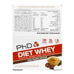 PhD Nutrition Diet Whey Bar (12x65g)