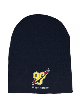 BSN Finish First Beanie Unisex