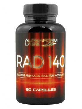 Alphaform Labs Rad-140 (90 Capsules)