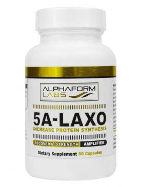 Alphaform Labs 5A-Laxo (60 Caps)