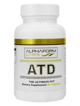 ATD - The Ultimate PCT Dietary Supplement (60 Capsules)