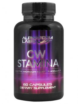 Alphaform Labs GW Stamina SARM (60 Caps)