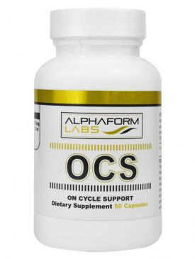 Alphaform Labs - OCS - 90 Caps