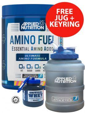 Applied Nutrition Amino Fuel (390g / 30 Servings) + FREE Jug + Keyring