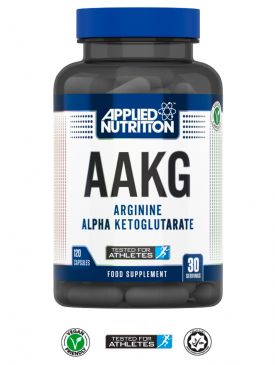 Applied Nutrition AAKG ( 120 V Caps )