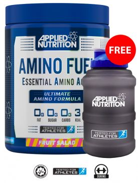 Applied Nutrition Amino Fuel (390g / 30 Servings) + FREE Gym Jug