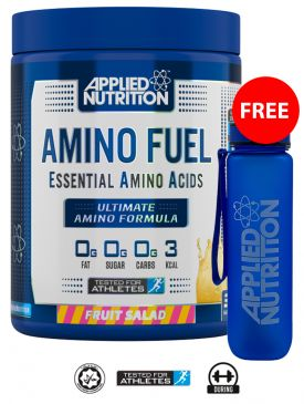 Applied Nutrition Amino Fuel (390g / 30 Servings) + FREE Lifestyle Water Bottle