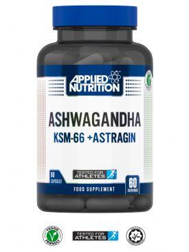 Applied Nutrition Ashwagandha ( 60  V Caps )
