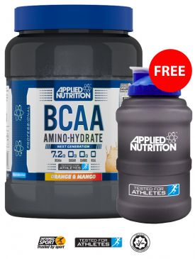Applied Nutrition BCAA Amino Hydrate (1.4kg / 100 Servings)