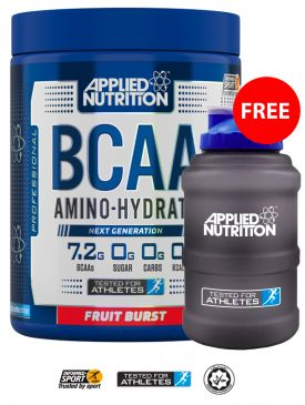 Applied Nutrition BCAA Amino Hydrate (450g / 32 Servings)