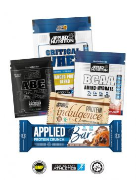 Applied Nutrition Sample Pack