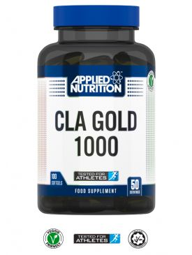Applied Nutrition CLA Gold 1000 ( 100 Veggi Gels )