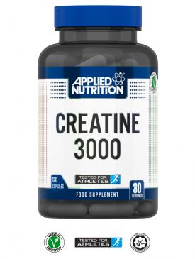 Applied Nutrition Creatine 3000 (120)