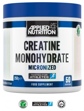 Applied Nutrition Creatine Monohydrate (250g)