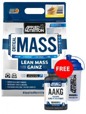 Applied Nutrition Critical Mass (6kg)
