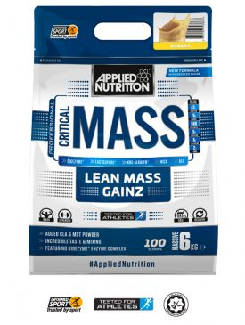 Applied Nutrition Critical Mass (6kg)
