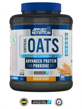 Applied Nutrition Critical Oats (3kg / 50 Serving)