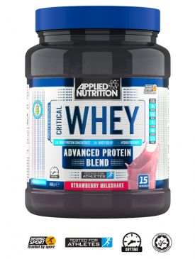 Applied Nutrition Critical Whey (450g)