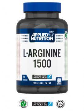 Applied Nutrition L-Arginine 1500 ( 120 V Caps )