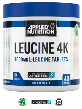 Applied Nutrition Leucine 4k (240 Tablets)