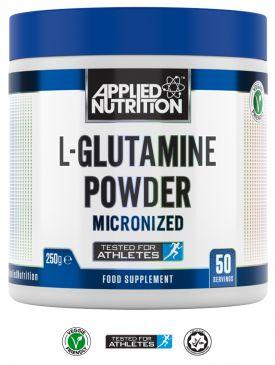 Applied Nutrition L-Glutamine Powder (250g)