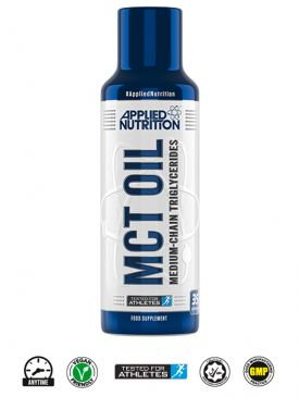 Applied Nutrition MCT Oil (35 Servings / 490ml)