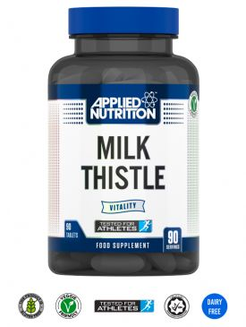 Applied Nutrition Milk Thistle
