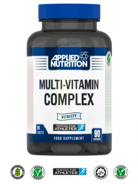 Applied Nutrition Multi-Vitamin Complex (90 V Tabs)