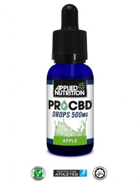 Applied Nutrition Pro CBD Drops (500mg/240 Servings)