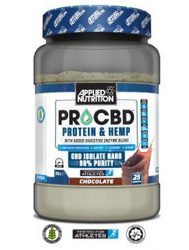Applied Nutrition Pro CBD Protein & Hemp (750g)