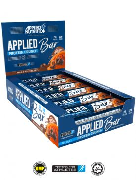 Applied Nutrition Protein Crunch Bars (12x60g)