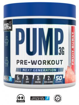 Applied Nutrition Pump 3G Zero Stim
